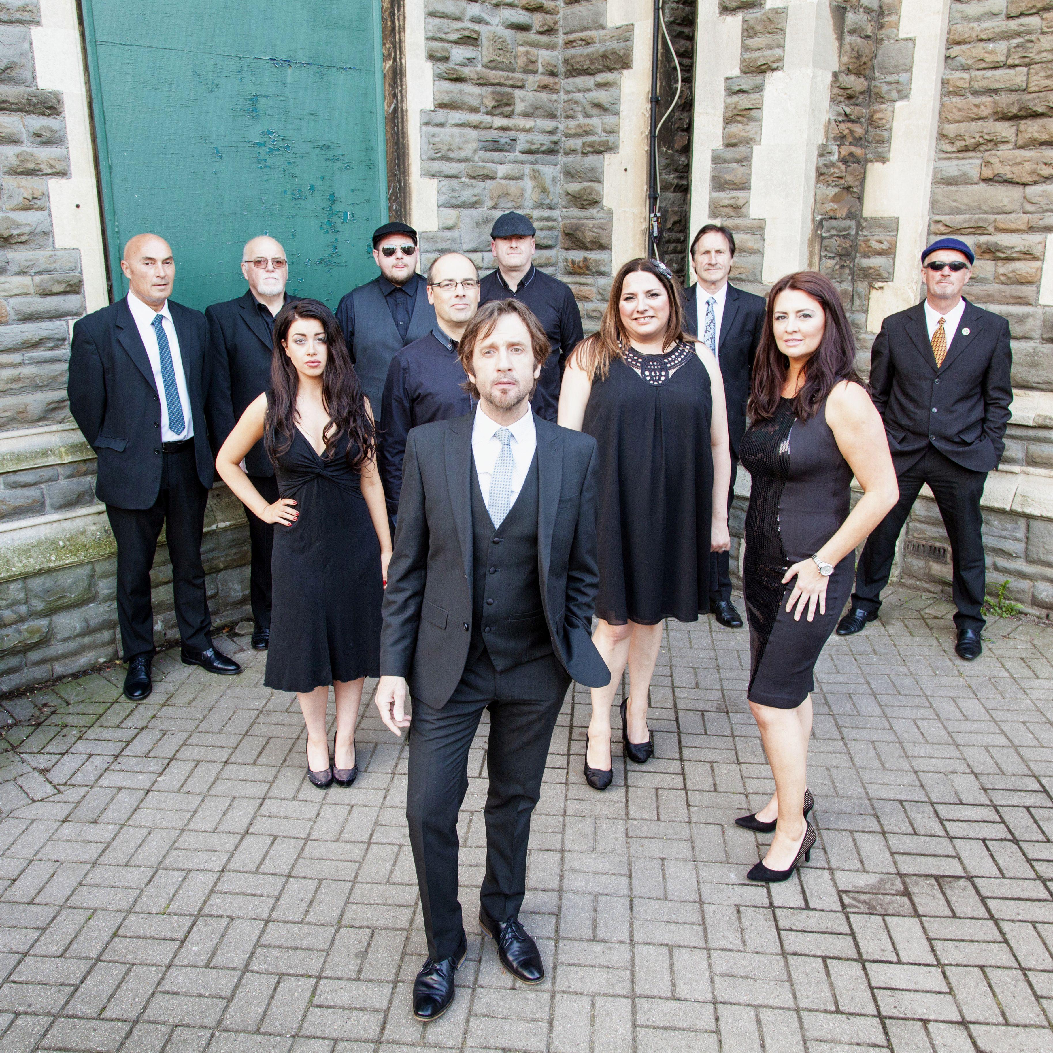 Big Mac's Wholly Soul Band @ The Globe